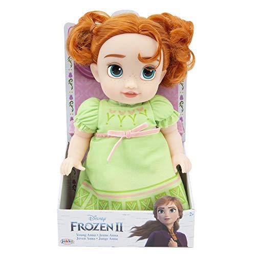 Giochi Preziosi Disney Frozen 2, Puppe Baby Anna