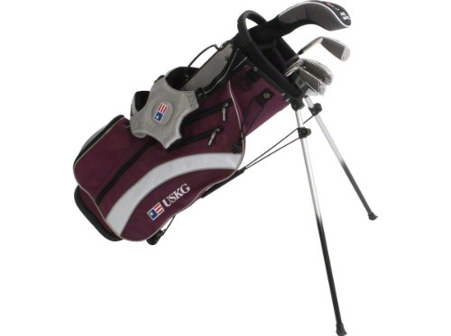 U.S, Kids Golf starter kit (UL54), 135 - 141 cm, LH