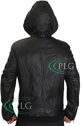 """Mission Impossible Ghost Protocol Leather Jacket ►BEST SELLER◄ (M - Suitable For Person with Chest Size 38"""")"""