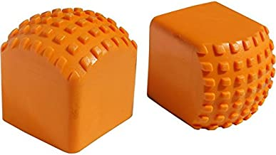 RoofZone Replacement Rubber Stops - 1 Pair, Works with RoofZone Ladder Model Numbers 65025 and 48586