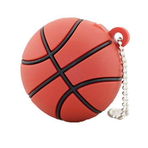 16GB Baloncesto Modelo pendrive USB Flash USB Flash Drive Unidad Flash Pen Drive USB 2,0 Flash Card Unidad USB Pulgar Memoria Stick USB Tarjeta Flash