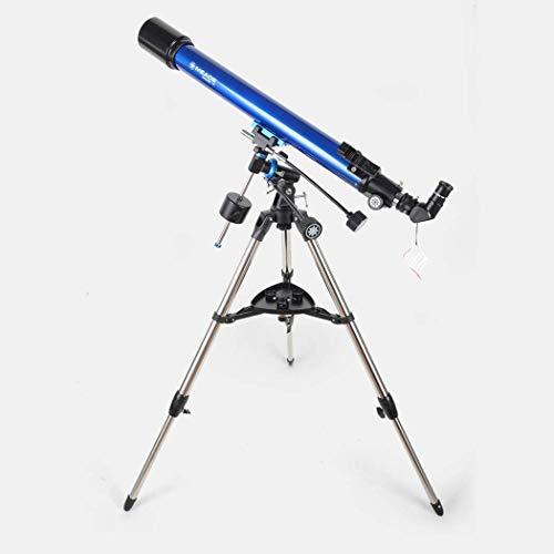 HZWLF Fernglas Spektive, Teleskope Brennweite 900 mm Astro-Reflektor für Kinder Astronomie Anfänger Reise-Zielfernrohr