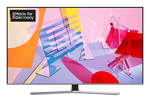 Samsung GQ50Q67TGUXZG Fernseher 50 Zoll 4K UHD HDR QLED Smart TV 100Hz EEK: G