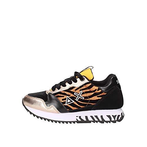 SUN68 Z40228 Sneakers Donna Rame 38