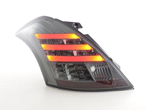 Led-achterlichten Suzuki Swift Sport bouwjaar 11-13, zwart