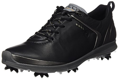 Ecco ECCO Damen Women's Golf Biom G 2 Golfschuhe, Schwarz (59065BLACK/TRANSPARENT), 36 EU