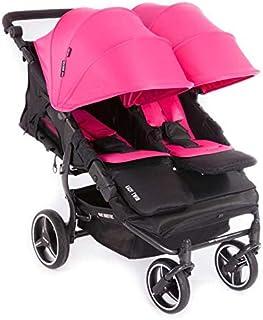 Baby Monsters Silla Gemelar Easy Twin 3.S LITE Color Fucsia- Danielstore