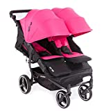 Baby Monsters Silla Gemelar Easy Twin 3.S LITE Color Fucsia- Danielstore