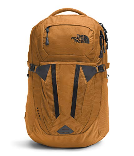 The North Face Recon Backpack - Timber Tan/TNF Black
