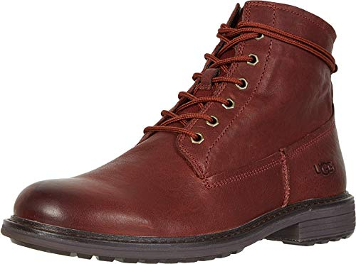 UGG Morrison Lace-Up Boot Cordovan 8