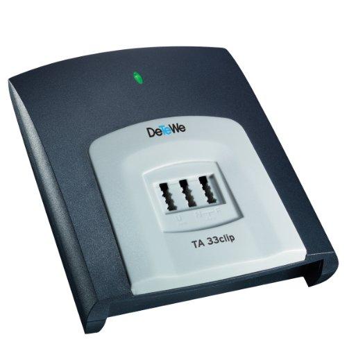 DETEWE ISDN-Terminaladapter TA 33 - 2