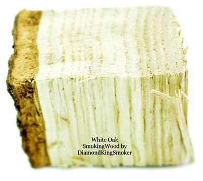 Why Choose DIAMOND KING SMOKER INC 5LB WHT Oak Smok Wood White Oak Smoking Wood