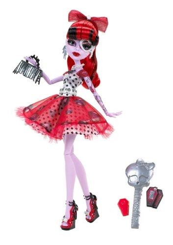 Monster High–x4529–Puppe–Showbiz–Operetta