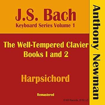 J.S. Bach Keyboard Series, Vol. I (Remastered)