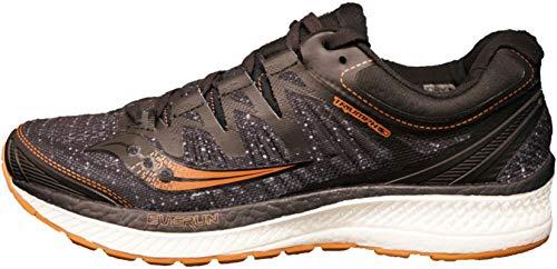 Saucony Triumph ISO 4, Zapatillas de Running Mujer, Negro (Black/Denim/Copper 30), 37.5 EU