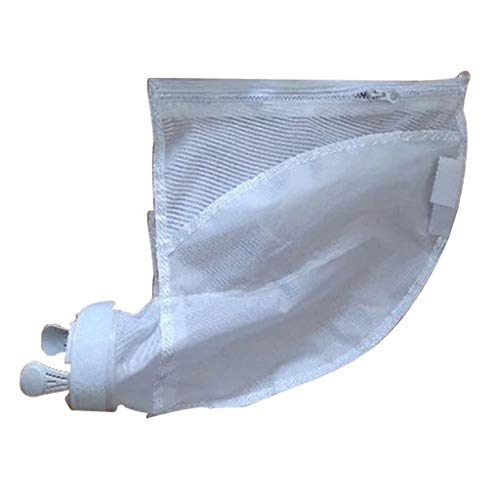 For Sale! Wenjuan Nylon Mesh Pool Cleaner Bags,Bag Zipper Replacement for Polaris 280 & 480 Pool Cle...