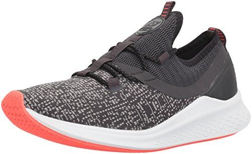 New Balance Fresh Foam Lazr Sport, Zapatillas de Entrenamiento para Mujer, Gris (Grey/Black), 38 EU