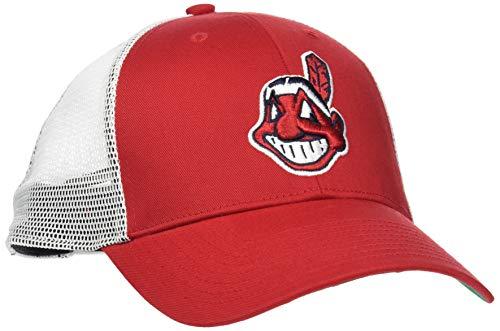 Unbekannt 47 Brand - Casquette de Baseball - Homme Rouge Rouge