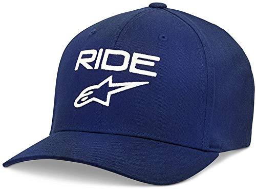 Alpinestars Ride 2.0 Berretto da Baseball, Blu (Royal Blue/White 7920), XX-Large (Taglia Unica: 23XL) Uomo