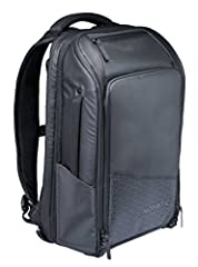 Carry-on travel backpack with internal, zippered laptop sleeve; ultra-flexible and lightweight; made of durable water resistant Kodra Tarpaulin. Waterproof Kiss-lock zippers. RFID Pocket The mesh divider separates you clothes from your electronics an...