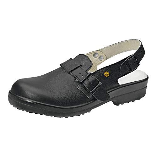 Abeba , Herren Sicherheitsschuhe schwarz schwarz 40