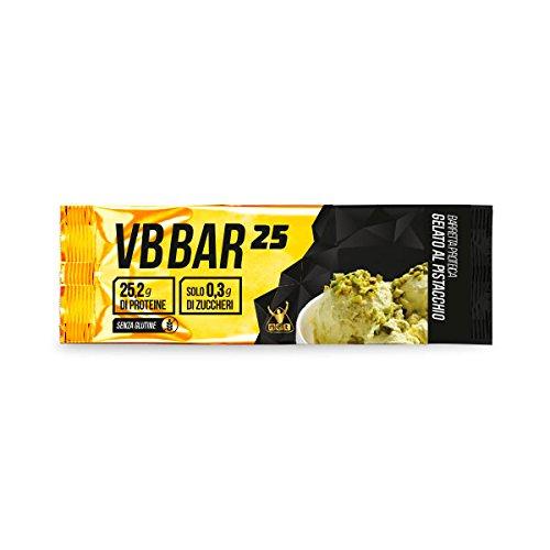 VB Bar 25 Protein Bar NET box 24x50g. gusto Gelato al Pistacchio