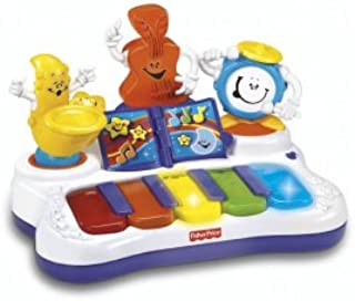 Fisher-Price Little Superstar Jammin' Band Piano