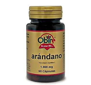 Obire Arándano 1000 mg - 60 Capsulas