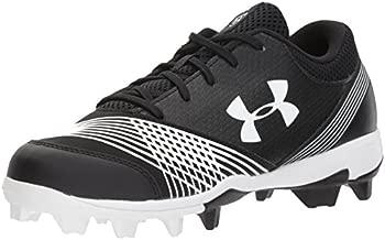 Under Armour Women's Glyde RM Softball Shoe, Black (011)/Black, 9.5