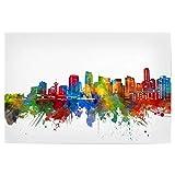 artboxONE Poster 120x80 cm Städte Vancouver Skyline