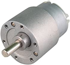 Nextrox Mini 12V DC 60 RPM High Torque Gear Box Electric Motor