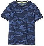Sanetta Jungen T-Shirt Allover Schlafanzugoberteil