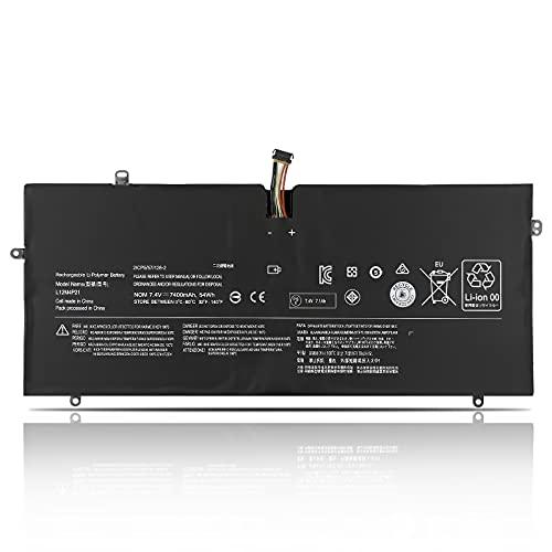 K KYUER 54Wh L12M4P21 Laptop Batería para Lenovo Yoga 2 PRO-13 59-382893 13-IFI PRO 13.3 PRO ULTRABOOK Series L13S4P21 121500156 Replacement Notebook Battery