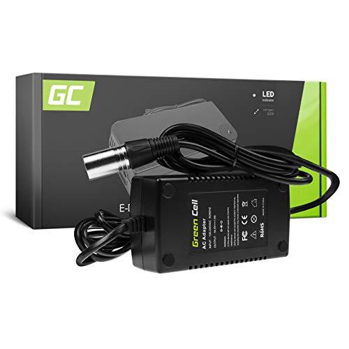 Green Cell® Cargador (54.6V 1.8A 98W) para Haibike KTM Kalkhoff Flyer Cube...