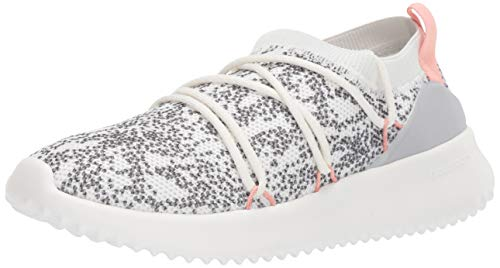 adidas Women's Ultimafusion, Cloud White/Grey/dust Pink, 11 M US