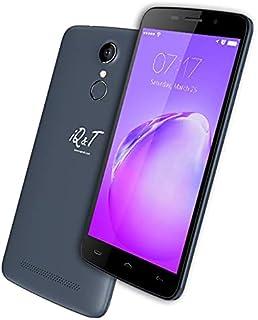 iQ&T G4 Dual SIM - 16GB, 2GB RAM, 4G LTE, Blue