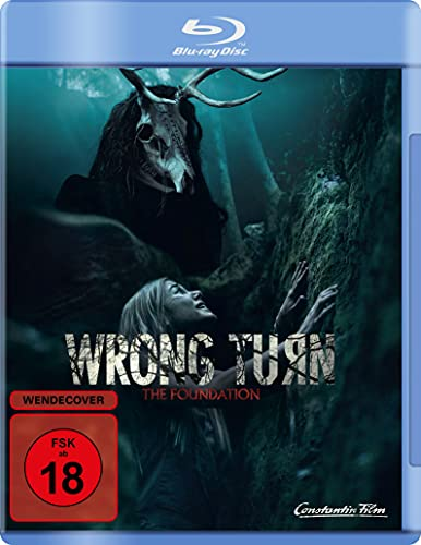 Wrong Turn - The Foundation [Blu-ray]