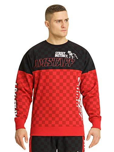 Amstaff Männer Dexta Sweatshirt Pullover XL