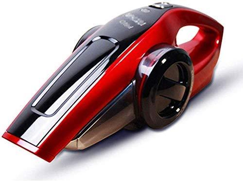 LIZANAN Aspiradora Bajo nivel de ruido del aspirador doméstico, inalámbrico portátil, el ciclón Quitar el polvo del filtro HEPA se pueden lavar, conveniente for doble uso del coche coche
