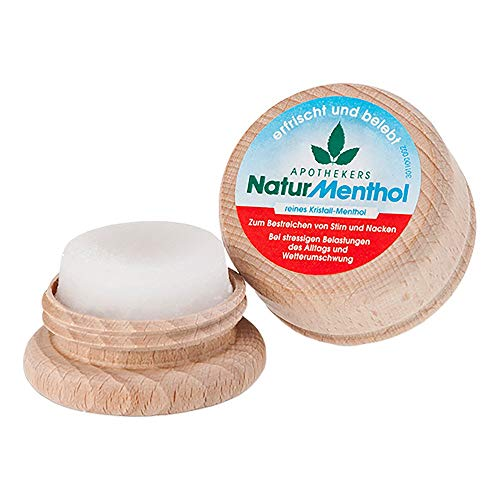 Apothekers Natur Menthol, 1 St