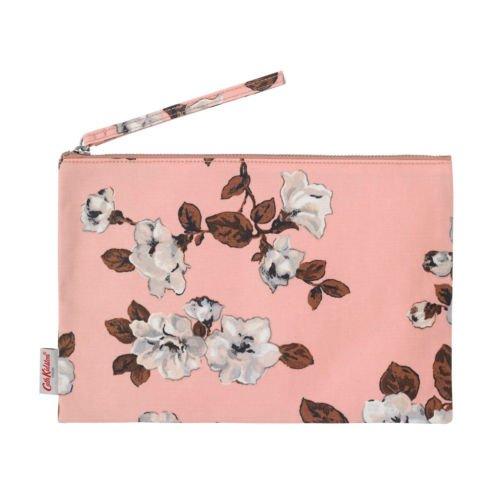 CATH KIDSTON - Bolsa grande con correa para rosas, color rosa