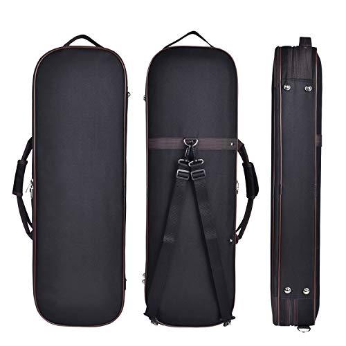 FINO 4/4 Full Size Violin Case Professional Oblong Violin Hard