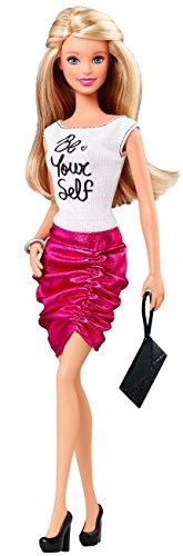 Barbie - Muñeca Fashionista, 1 (Mattel CFG12