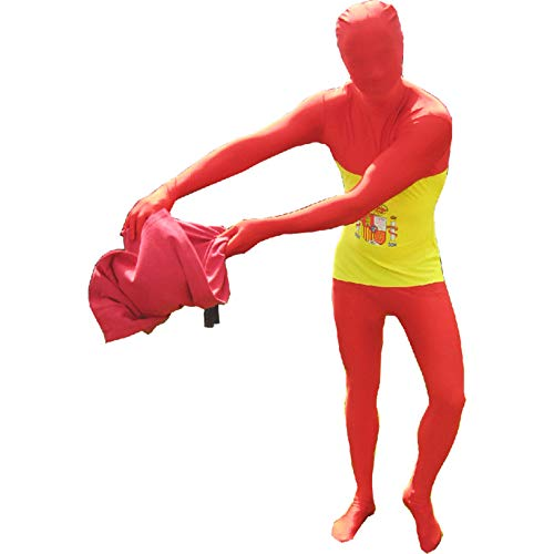 Morphsuits MFSPX -Costume Spagna, XL