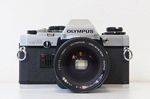 Olympus OM10 Analog &SLR 35 mm Olympus Kamera (35 mm F/2, inklusive gewartet werden