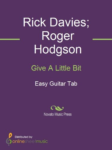 Give A Little Bit (English Edition)