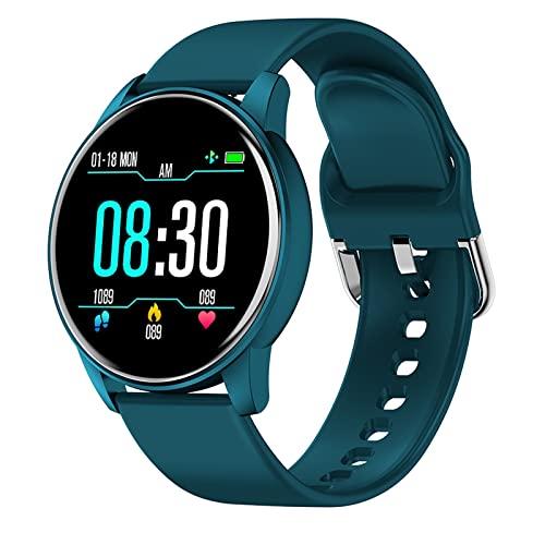 Reloj inteligente a prueba de agua ZL01, cámara a prueba de agua IPS IP67 a color de 1. 3 pulgadas para Android Ios, batería de 10 días, monitoreo de SpO2, frecuencia cardíaca, sueño y estrés para ho