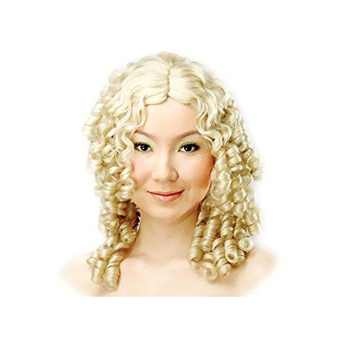 Dress Up America 259.0 Blonde gouden pruik, eenheidsmaat