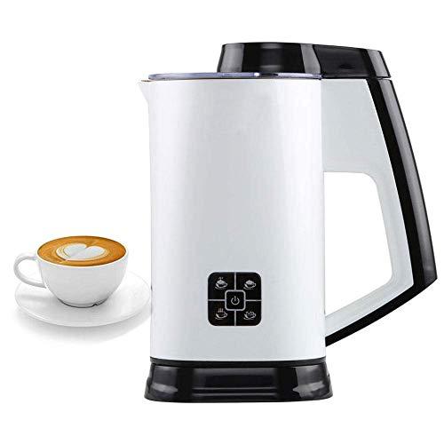 YFGQBCP Multifunción Leche vaporizador, Espuma Máquina eléctrica, automática Caliente y frío de la Leche al Vapor for el café, Capuchino y Macchiato, Comodidad y Seguridad, fácil de operar