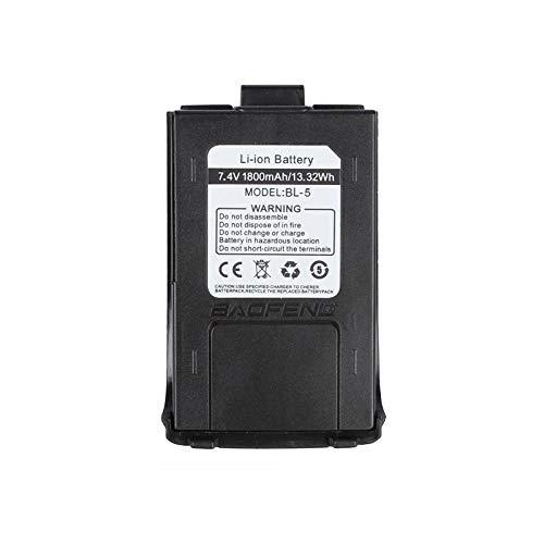 Baofeng GT-3 Aufladbar 1800 mAh 7,4V Li-ion Ersatzakku Batterie Battery Akku